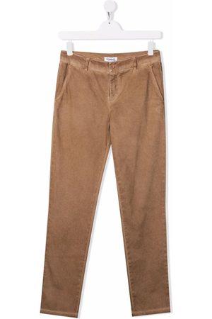 Dondup TEEN slim-cut chino trousers
