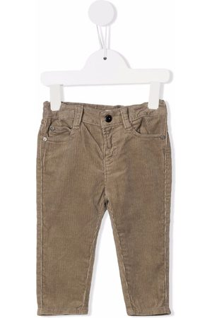 Emporio Armani Corduroy chino trousers