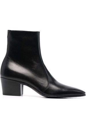 Saint Laurent Pointed-toe ankle boots