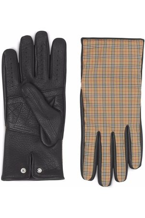 Burberry Vintage Check gloves