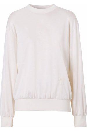 Burberry Lightweight silk-cotton jumper