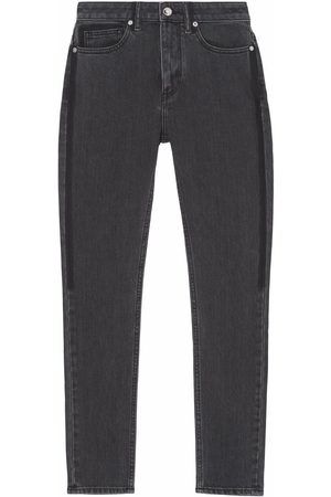 Burberry Dames Slim - Faded-effect slim-fit jeans
