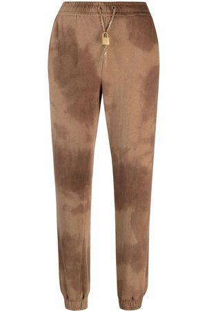Pinko Tie-dye track trousers
