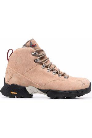 ROA Heren Outdoorschoenen - Andreas suede hiking boots