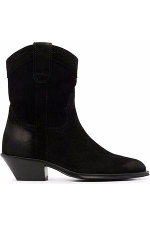 Saint Laurent Eastwood 45mm ankle boots
