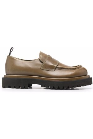 Officine creative Dames Loafers - Polished calf leather loafers