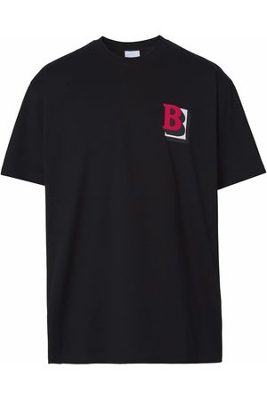 Burberry Heren T-shirts - Letter-graphic T-shirt