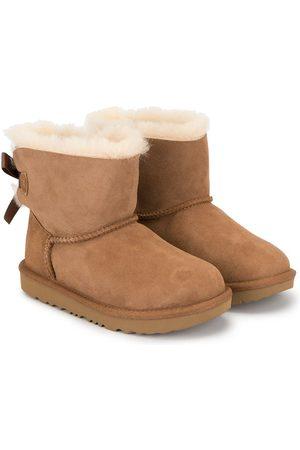 UGG Meisjes Enkellaarzen - Mini Bailey Bow II boots