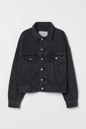 H&M Oversized jeansjas
