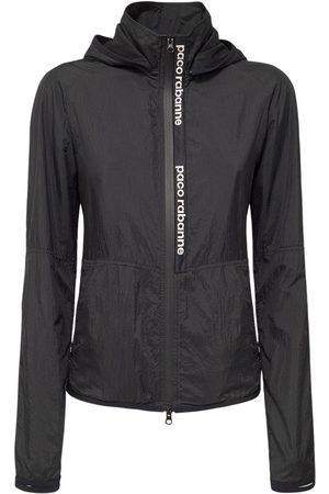 Paco rabanne Dames Windbreakers - Nylon Windbreaker Jacket