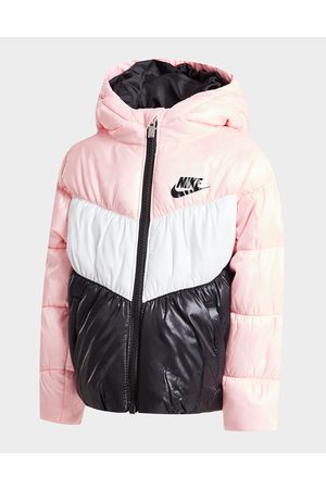 Nike Girls' Colour Block Padded Jacket Infant - Only at JD
