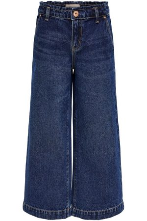 Only Dames Bootcut - Koncomet Wijd Cropped Jeans Dames