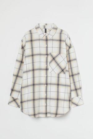 H&M Dames Blouses - Oversized hemd