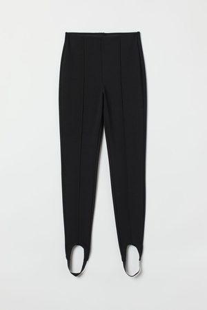 H&M Legging met persvouwen