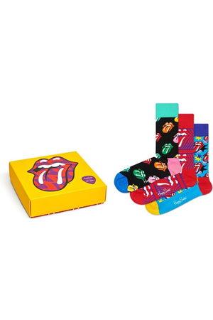 Happy Socks Sokken - Rolling Stones giftbox 3-pack