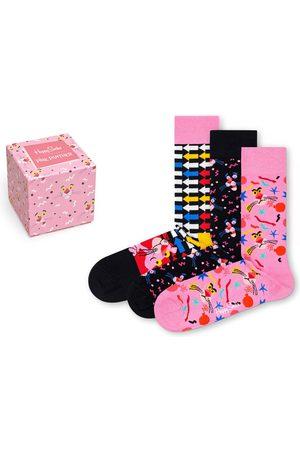 Happy Socks Sokken - Pink Panther giftbox 3-pack