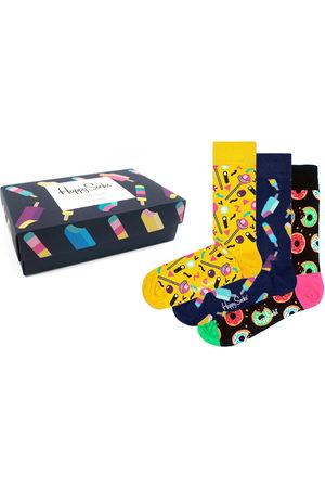 Happy Socks Sokken - Ice cream giftbox 3-pack