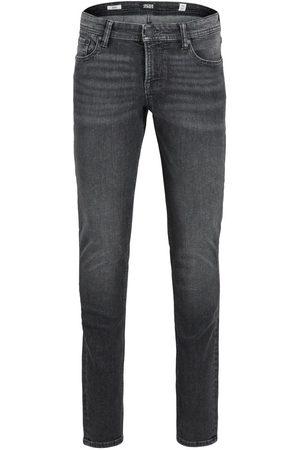 "JACK & JONES Heren Slim - Jongens Glenn Original Slim Fit Jeans Heren Black"",""Brown"