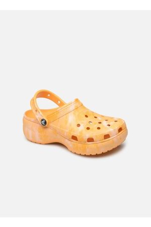 Crocs Classic Platform Graphic Clg W