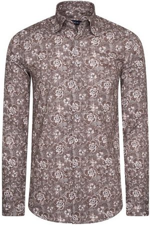 Ferlucci Heren overhemd calabria tre slimfit