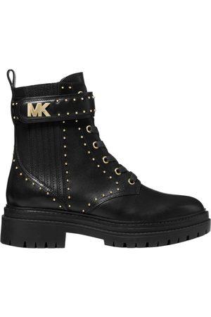 Michael Kors Stark bootie black