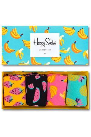 Happy Socks Sokken - Fruit giftbox 4-pack