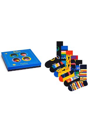 Happy Socks Sokken - The Beatles collector box 6-pack III