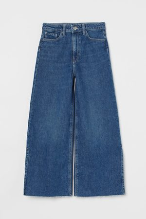 H&M Loose Wide Fit High Jeans