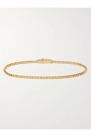 Tom Wood Plated Sterling Silver Chain Bracelet
