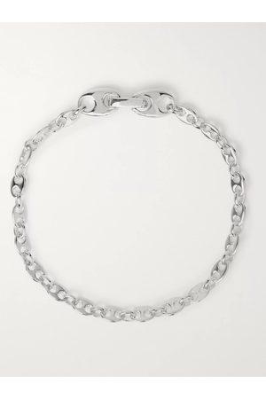 TOM WOOD Bean Sterling Chain Bracelet