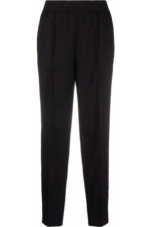 Jil Sander Pressed crease slim-fit trousers