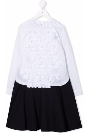 Marni Ruffled shirt dress
