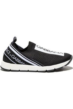 Dolce & Gabbana Logo sock-style sneakers