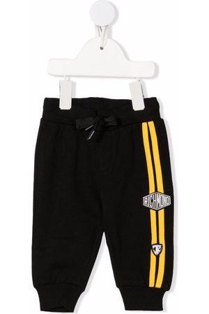 John Richmond Junior Side-stripe track pants