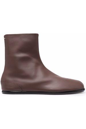 Maison Margiela Tabi flat ankle boots