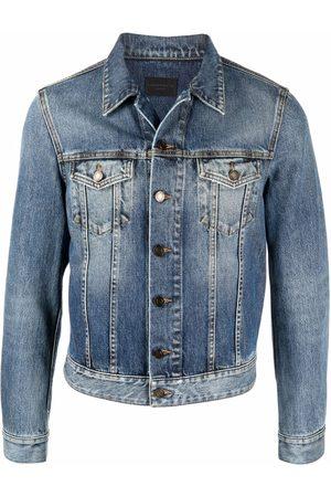 Saint Laurent Slim-cut denim jacket