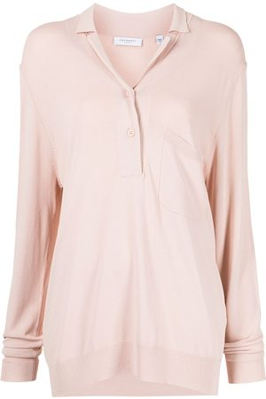 Equipment Adit long-sleeved polo top