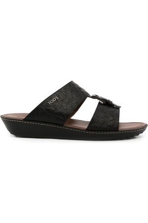 Tod's Textured leather sandals