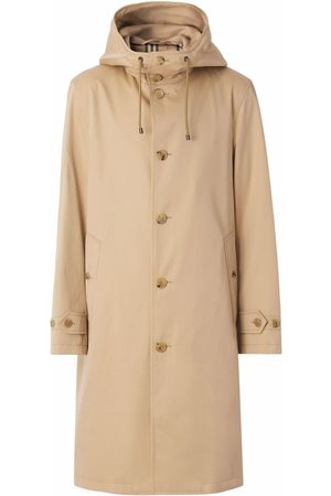 Burberry Single-breasted car coat