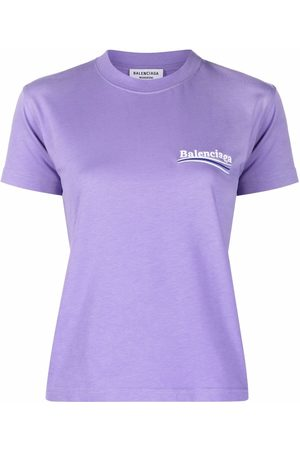 Balenciaga Political Campaign logo Small Fit T-shirt