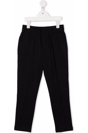 Emporio Armani Kids Elasticated waist trousers