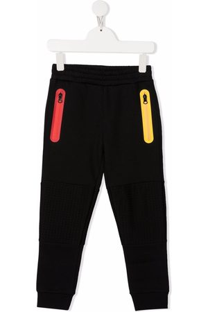 Stella McCartney Kids Zipped pocket track pants