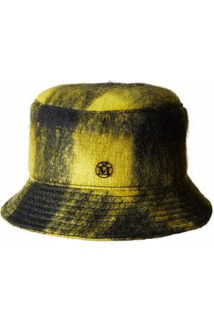 Maison Michel Jason mohair-blend bucket hat
