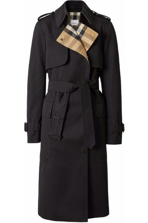 Burberry Dames Trenchcoats - Gabardine trench coat