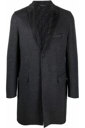 Fendi Long-sleeve button coat