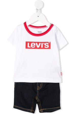 Levi's Jeans - Logo-print T-shirt and jeans set