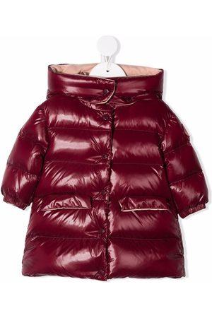 Moncler Logo-patch puffer coat