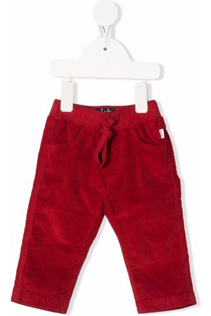 Il Gufo Jongens Chino's - Corduroy drawstring trousers