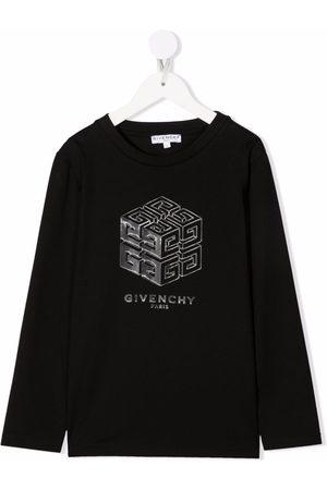 Givenchy Kids Logo-print T-shirt