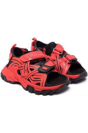 Balenciaga Jongens Sportschoenen - Open toe track-style sandals